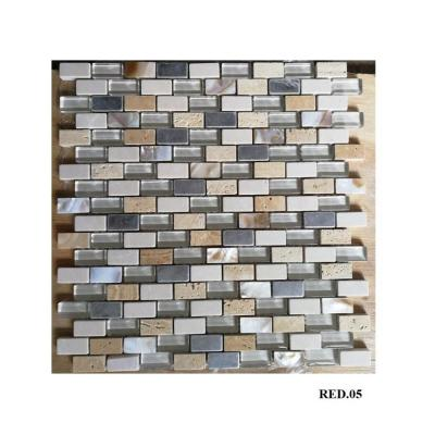 porcelain mosaic tile glass