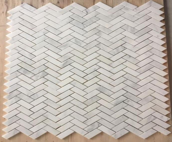 White Marble Mosaic supplier
