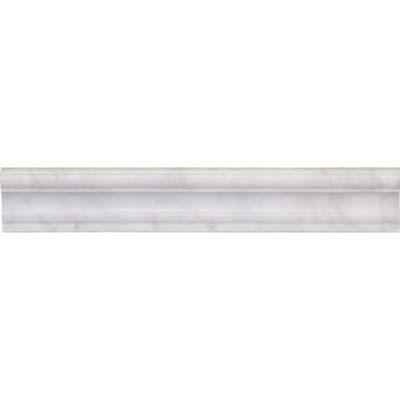 Carrara Marble Molding Crown