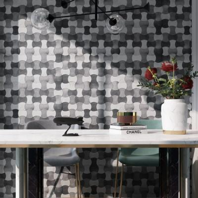 peel and stick Aluminum Mosaic tile