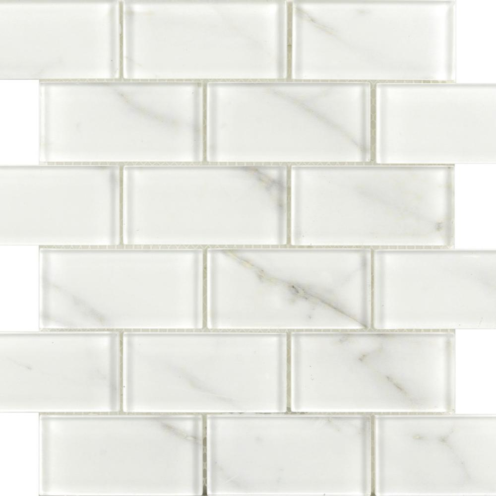 glass mosaic tiles