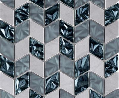 Laminated Glass Mosaic