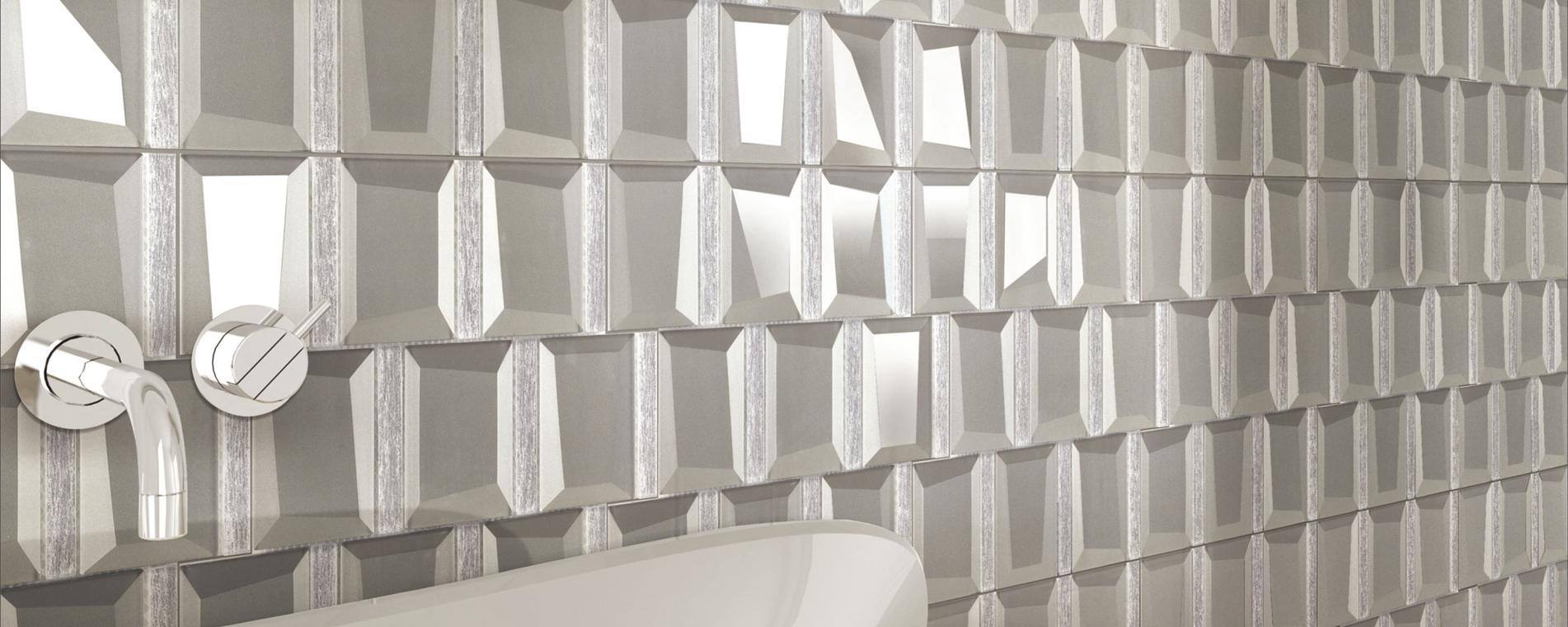 首页BANER-3d beveled glass mosaic