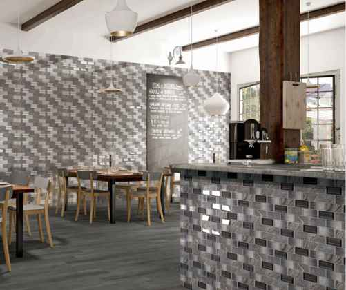What Are Glass Mosaic Tiles?