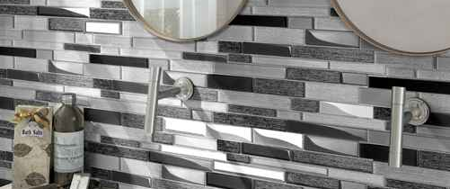 Backsplash Silk Strip